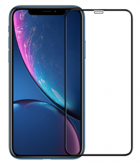 9D tvrzené sklo (Tempered glass) na iPhone XR